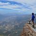 Blick zum Aconcagua