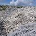Le rocce hanno delle notevoli sfumature di colore.