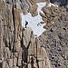 Climbers on the East Butress of Mount Whitney - one of the best climbs in the east face.
