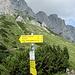 Unterwegs auf dem Wilden-Kaiser-Steig