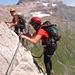 Vue sur le Glärnisch peu avant le sommet du Vorderer Eggstock.
