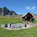 Feuerstelle in der Nähe der Staumauer des Melchsees. (Bild von 2009)