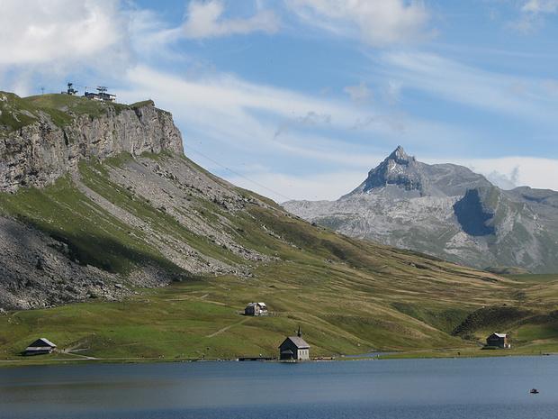 Klettersteig Andermatt : Fruttli klettersteig 2120m u2013 tourenberichte und fotos [hikr.org]