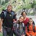 Markus, Miriam, Ilario e Gaia