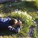 Pascal am Fotografieren, neben Bergsteigen das liebste Hobby eines HIKR ;-)