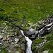 Wasserfassung der Suone im Schwarzbach