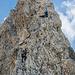 Nach dem letzten Turm auf dem Weg zum Gipfel