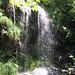 La cascata poco sopra Alnasca, a quest'ora una doccia fa anche piacere.