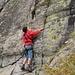 Klettern bei den Bortelhütten