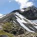 der weitere Weg bis zum Gipfel