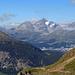 Blick zurück in Richtung St. Moritz.