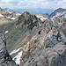 Blick vom Piz d' Alp Val nach Osten