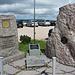 Monumento ai Tiratori Tunisini che si sono battuti contro i tedeschi proprio qui nel 1944