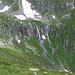 Wasserfälle bei Pt. 2367