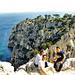 Über der Bucht von En Vau