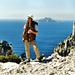 Klettern weit über dem Meer – zum geniessen!