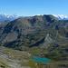 Cervino, Monte Rosa e lago Margheron