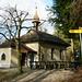 Kapelle auf dem Chrüzhubel (633m). Die Wahlfahrtskapelle auf dem Chrüzhubel ist ein kleiner regionaler Wallfahrtsort.
