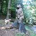 Nel Bosco degli Gnomi... mamma orsa e Olmo.  :)