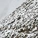Descente de la Trifthütte, il neige toujours...