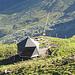 Die neue Schütz Hütte, ähnlich gebaut wie das Grassen Biwak.