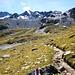 Adieu Grialetschhütte - bis zum nächsten Mal