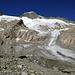 Gletscherzunge Tiefengletscher