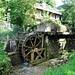 Wasserrad bei der Gondelbahn in Reigoldswil