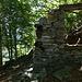 Ruine von Cadinc: wahrscheinlich hat die Schneelast der letzten Winter das Dach in der Zwischenzeit seit [http://www.hikr.org/gallery/photo175325.html?post_id=13711#1 2009] eingedrückt