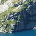 Leider privat: traumhaft gelegene Hütte über dem unteren Lago della Crosa