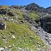 Aufstieg von der Cabana F.-X. Bagnoud (Panossière) zum Col des Otanes