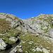 das Tal hinein zum Lago della Froda