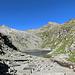 Lago della Froda 2363 m