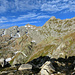 Cima di Lago (2832 m) links der Mitte