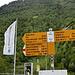 zum Teil sportliche Zeiten, wenn man von den 10 Minuten Abstand zwischen Passo Cristallina und Capanna Cristallina mal absieht