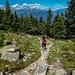 Arrivo all'Alpe Scoggione