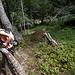 Cancello all'inizio del Sentiero dei Pivion