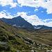 Unterwegs zum Col de Tsofeiret,<br />Blick nach Südosten