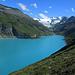 Lac de Moiry und am Nachmittag wieder ein anderer Farbton<br /><br /> - von [u Renaiolo] zur Verfügung gestellt -