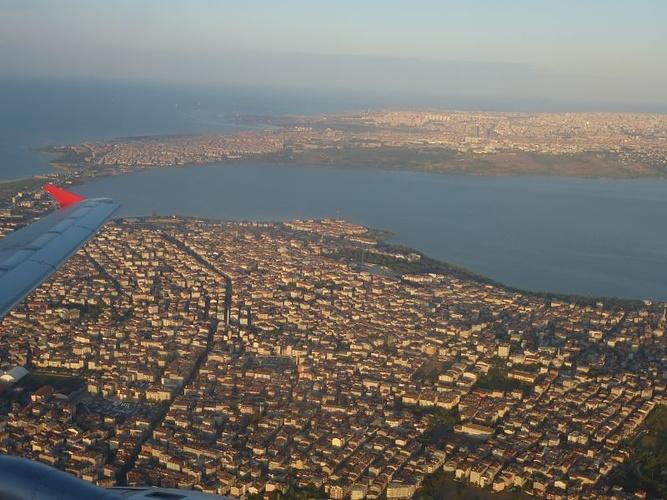 Istanbul Abflug