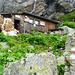 Seetalhütte, 2065m, kleinste bewartete SAC-Hütte