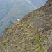 dies sind die angenehmsten Meter zum Kinhorn.