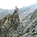 Scharte - Übergang vom Unghürboden zu Ober Silvretta