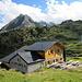 Cabane Marcel Brunet (2104 m)