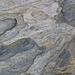 Schieferplatten im Canyon des Abiskojåkka.