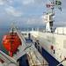 Mit der Stena Line von Kiel nach Göteborg. <br />Med Stena Scandinavica från Kiel till Göteborg