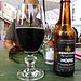 Der Mühen Lohn. Ein Bier von Reichhaltigkeit, wie ich es in der Schweiz nicht für möglich gehalten hätte. Santé et vive le Valais!