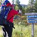 ... nur noch 18 km bis Kvikkjokk