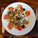 ... zum feinen Essen beim Bahnhof Vizzavona (korsischer Salat)