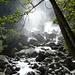 Wasserfall in Foroglio (Val Bavona)
